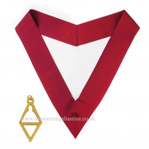 Regalia Store UK Royal-Order-of-Scotland-Crimson-Cordon-Sash-Jewel-300x300 Royal Order Of Scotland Crimson Cordon Sash & Jewel