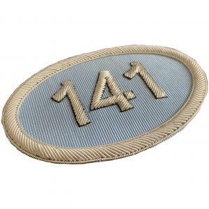 Regalia Store UK IMG_5952-300x300 Irish Craft Master Masons Apron Badge