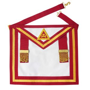 Regalia Store UK Irish-Royal-Arch-Past-King-Apron-18.99-300x300 Irish Royal Arch Past King Apron